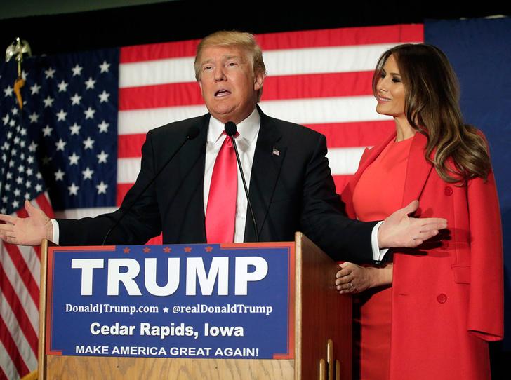 Фото №16 - 10 любопытных фактов о Мелании Трамп