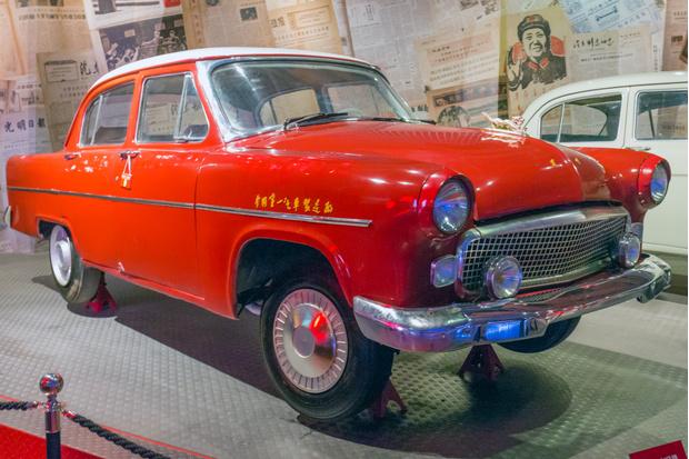 Фото №8 - Советские автомобили, которые выпускали за границей