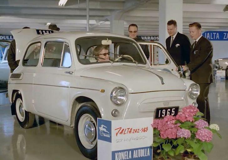 Фото №3 - Как назывались экспортные версии советских автомобилей