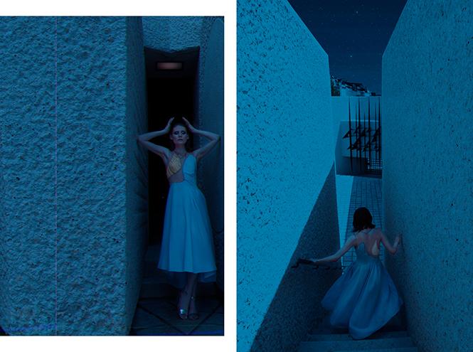 Фото №6 - «Полночь в Париже» от дизайнерского дуэта VikaJulia