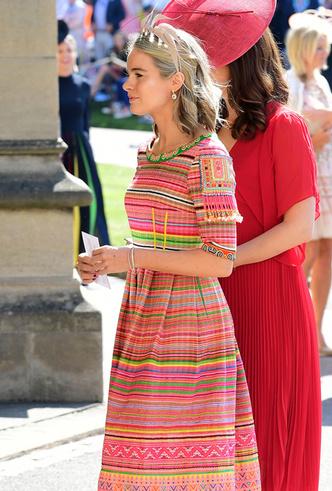 Фото №24 - 20 самых стильных гостей на свадьбе Меган Маркл и принца Гарри