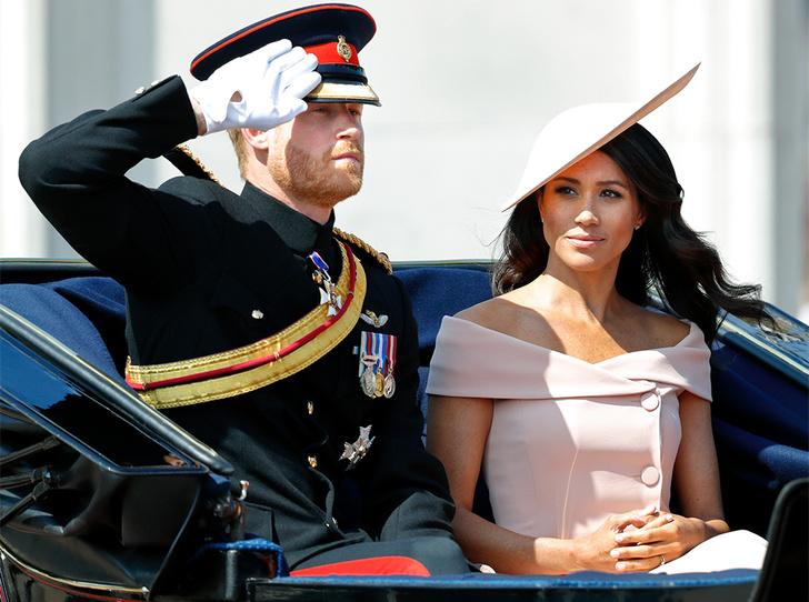 Фото №1 - Меган Маркл и принцу Гарри придется повременить с детьми