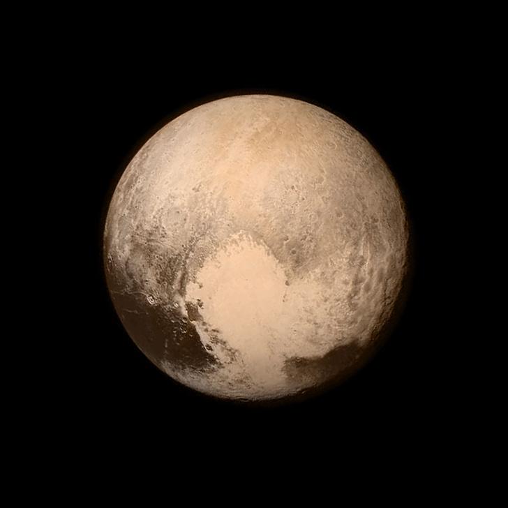 Фото №1 - Есть ли кольца вокруг Плутона