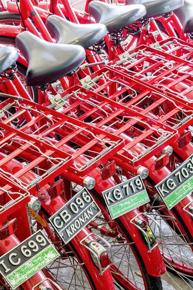 Фото №5 - Звенья одной цепи: Как голландцы заново изобрели велосипед