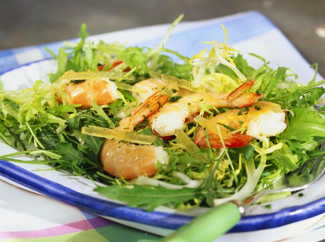 Фото №3 - 5 изумительно простых и вкусных салатов с рукколой