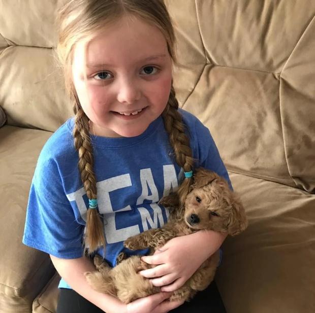 Фото №1 - Опухоль мозга у 8-летней девочки приняли за грипп