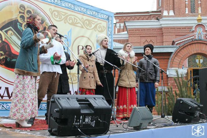 Фото №1 - Рождественский концерт пройдет у Покровского собора