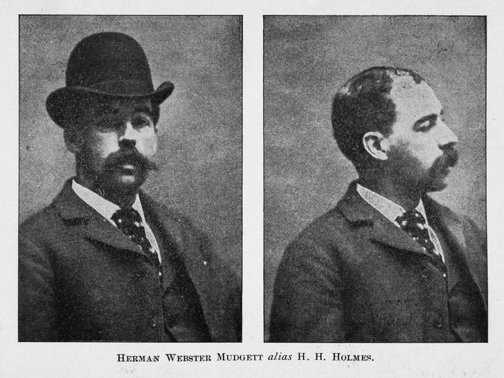 Фото №2 - Доктор Генри Холмс и его «Замок убийств»: жуткая история первого маньяка Америки