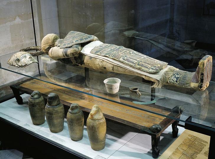 Фото №1 - Найдена древнеегипетская инструкция по мумификации