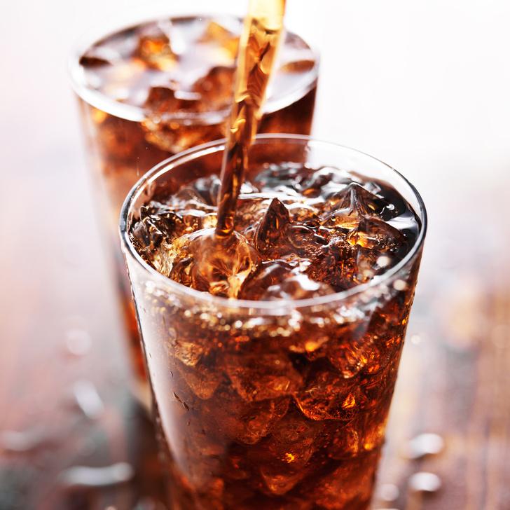 Фото №1 - Два стакана газировки в день увеличивают риск развития рака