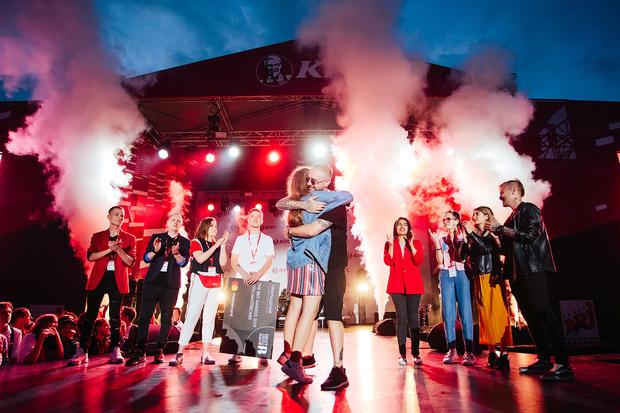 Фото №3 - KFC зажигает звезды: фестиваль KFC BATTLE FEST собрал 66 000 гостей и участников