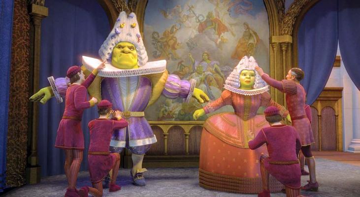 Фото №2 - Тест: Кто тебе подходит больше— Шрек или Принц Чарминг?