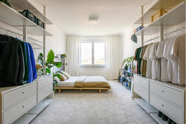 Фото №9 - Бетонная квартира 70 м² в Братиславе