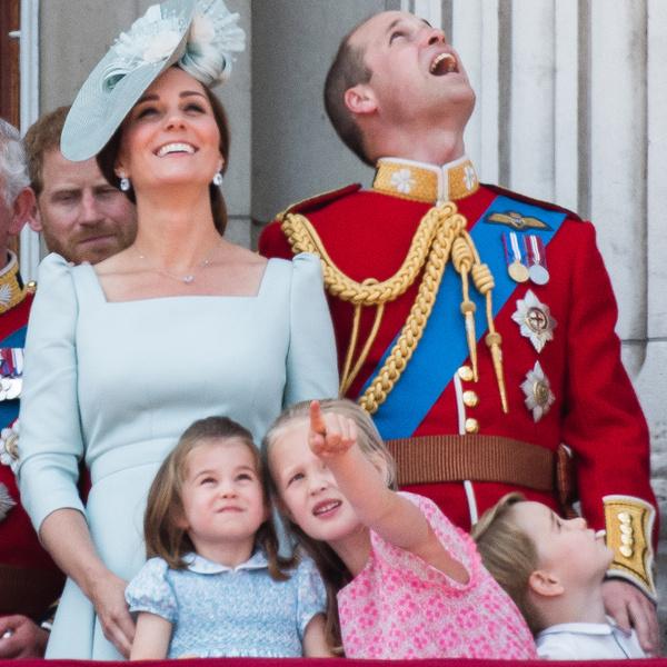 Фото №8 - Кто эта девочка, затмившая принца Джорджа и принцессу Шарлотту