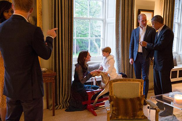 Фото №5 - Королевское общежитие: кто-кто в Кенсингтоне живет?