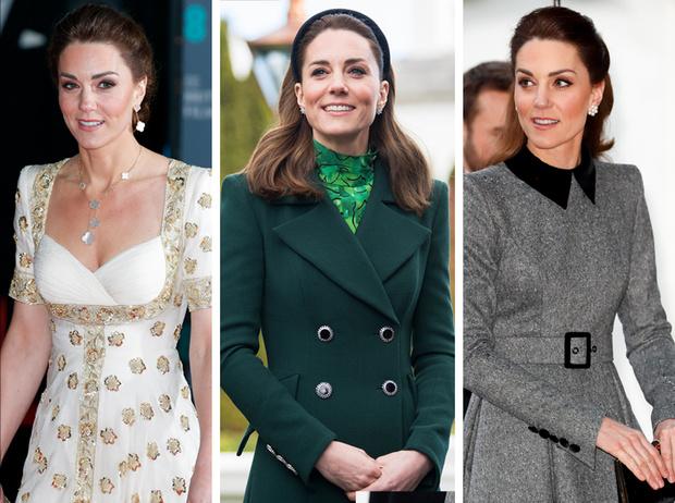 Фото №1 - Сколько герцогиня Кейт потратила на одежду в 2020 году