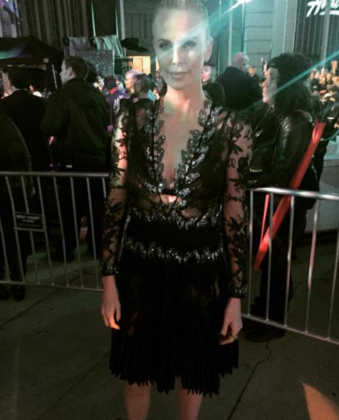 Фото №6 - Звездный Инстаграм: MTV Movie Awards 2016