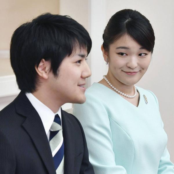 Фото №1 - Японский Мегзит! Принцесса выходит замуж за простолюдина и бежит из дворца