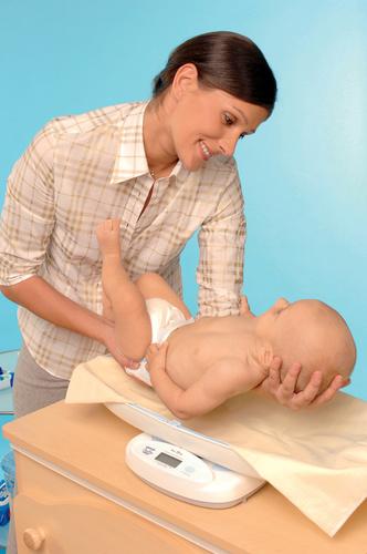 Фото №7 - Как взвешивать младенца: пошаговая инструкция с фото