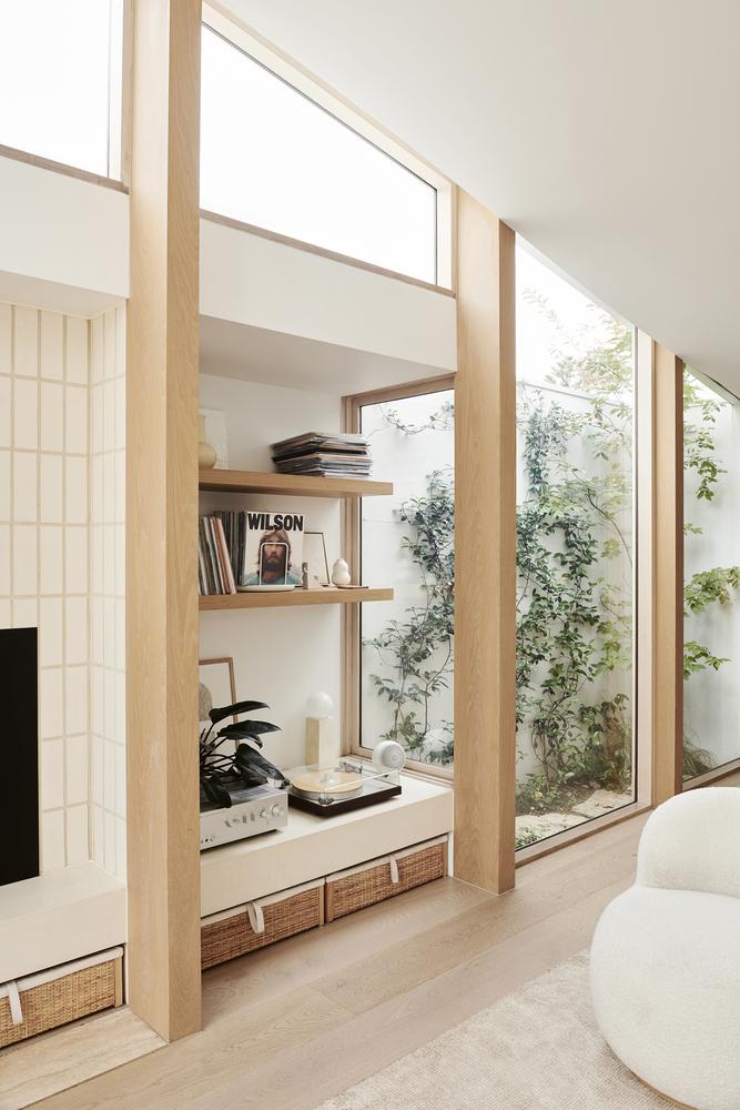Фото №3 - Дом в пастельных тонах в Мельбурне