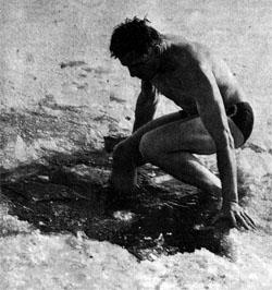 Фото №2 - Человек идет на эксперимент