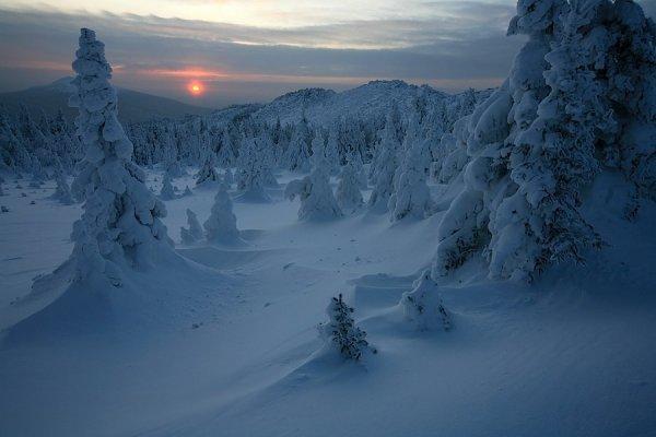 Фото №10 - По миру снежной теплоты