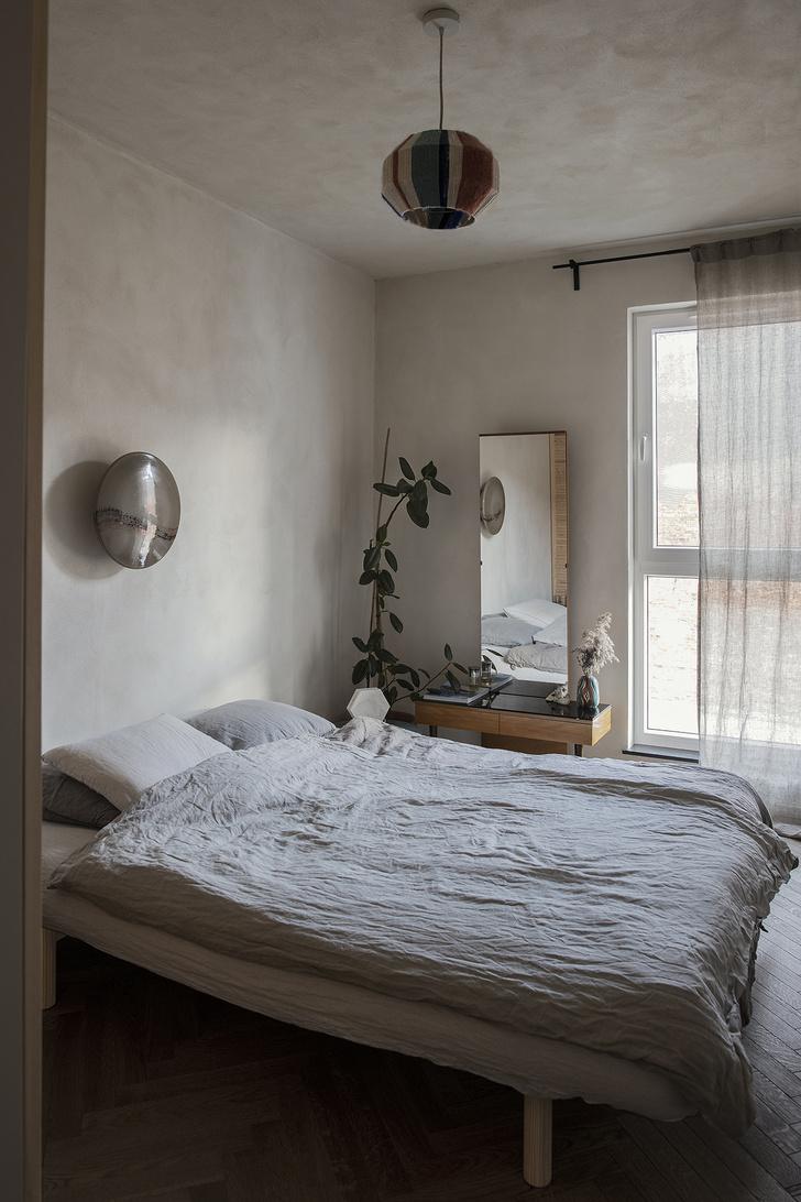 Фото №7 - Квартира 45 м² с винтажной мебелью в Гданьске