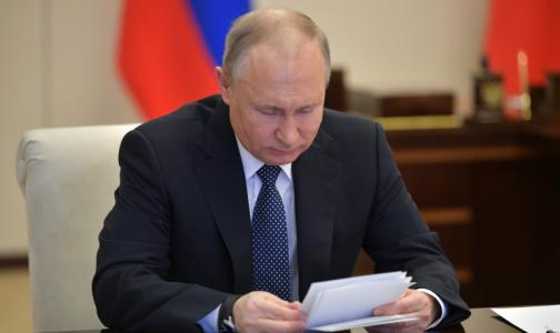 Фото №1 - Путин: Мы впервые так остро осознали важность и незаменимость труда медсестер и врачей