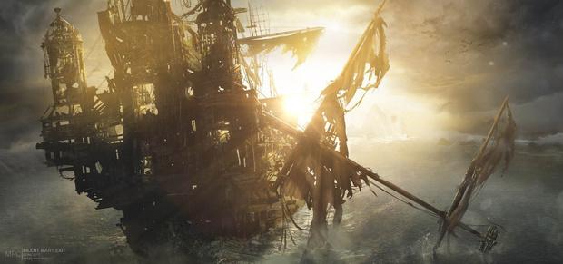 Фото №1 - Самые странные корабли, когда-либо выходившие в море