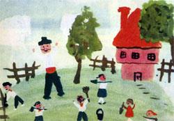Фото №6 - Летописцы из страны детства