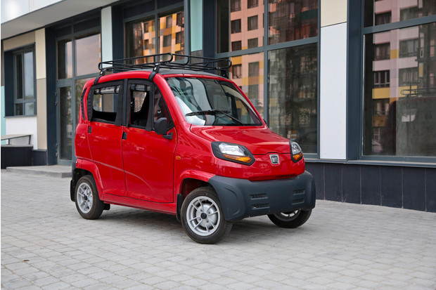 Фото №1 - Россию покидает самый дешевый автомобиль