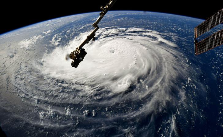 Фото №1 - Ураган движется к Америке