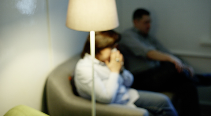 «Вспышки гнева у мужа разрушают наш брак»