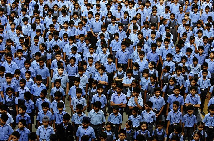 Фото №5 - Накопительный вклад: как воспитывают детей в Индии