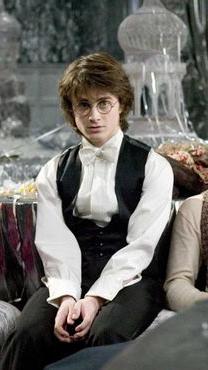 Фото №5 - Волшебно! 10 случаев, когда Гарри Поттер был почти иконой стиля 🤓