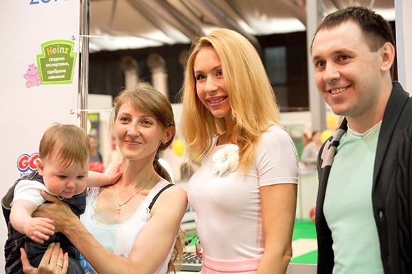 Фото №17 - Журнал «Счастливые родители» на «Фестивале беременных и младенцев WAN Expo»