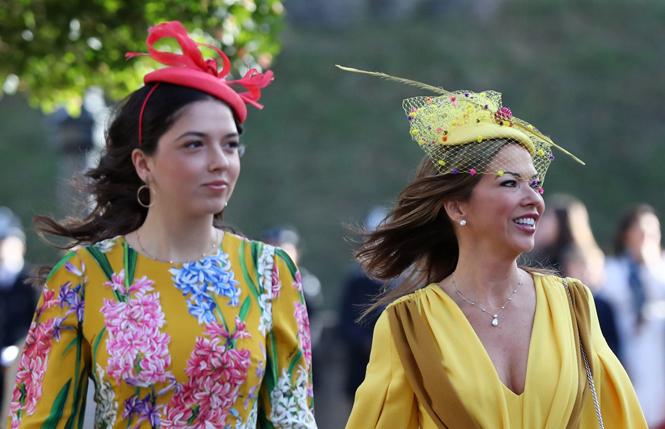 Фото №10 - Свадьба принцессы Евгении и Джека Бруксбэнка