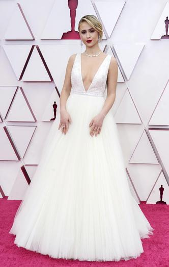Фото №34 - «Оскар-2021»: лучшие образы церемонии награждения