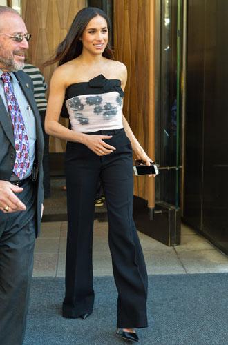 Фото №6 - Новая (старая) Меган Маркл: как изменится стиль герцогини после ухода из БКС
