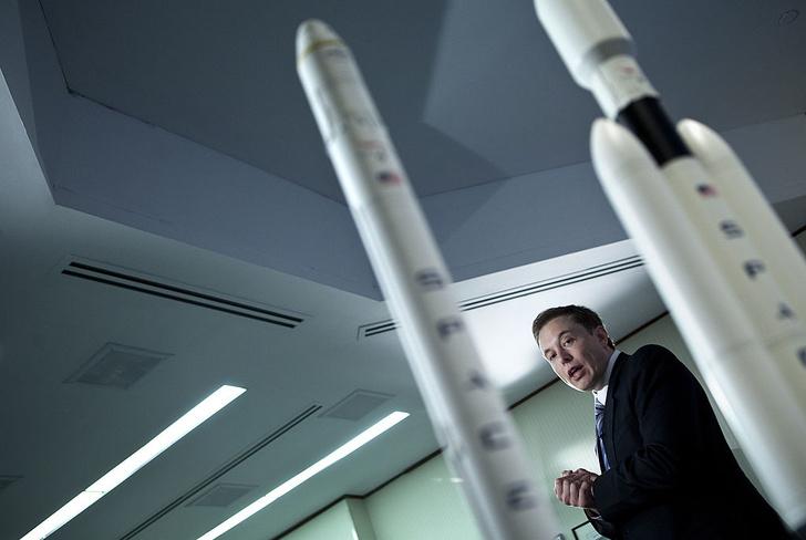 Фото №3 - На ракетной тяге: как SpaceX стала ведущей частной космической компанией