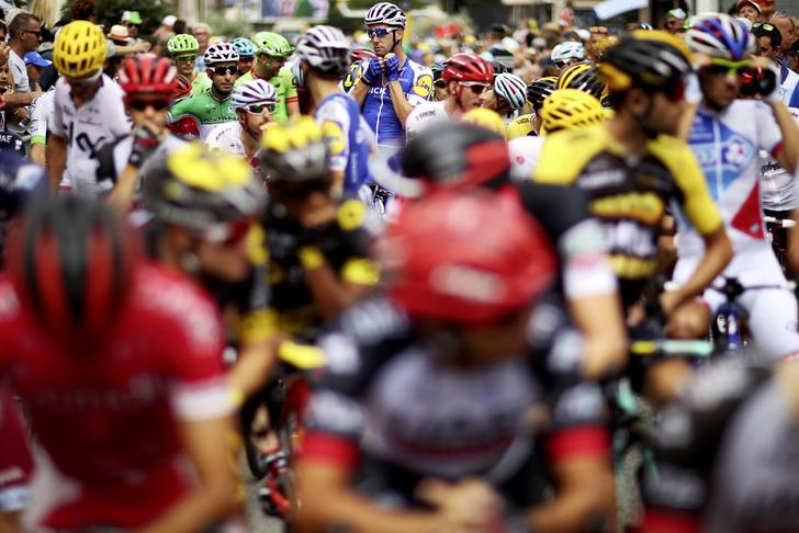 Фото №7 - Среди «горных королей»: репортаж с велогонки «Тур де Франс»