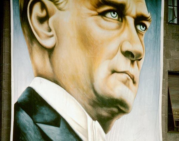 Фото №1 - Мустафа Кемаль Ататюрк