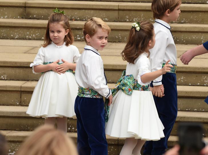 Фото №48 - Свадьба принцессы Евгении и Джека Бруксбэнка