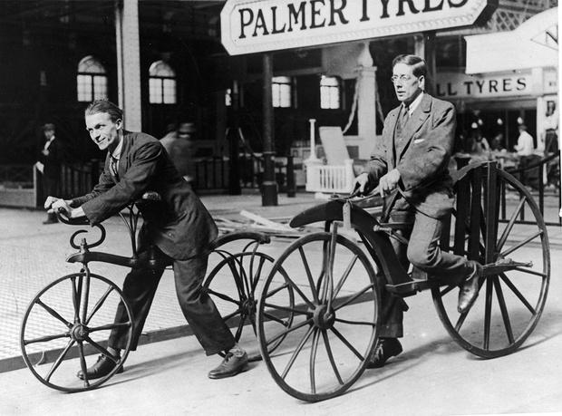Фото №4 - Как и почему изобретатель велосипеда изобрел еще и мясорубку