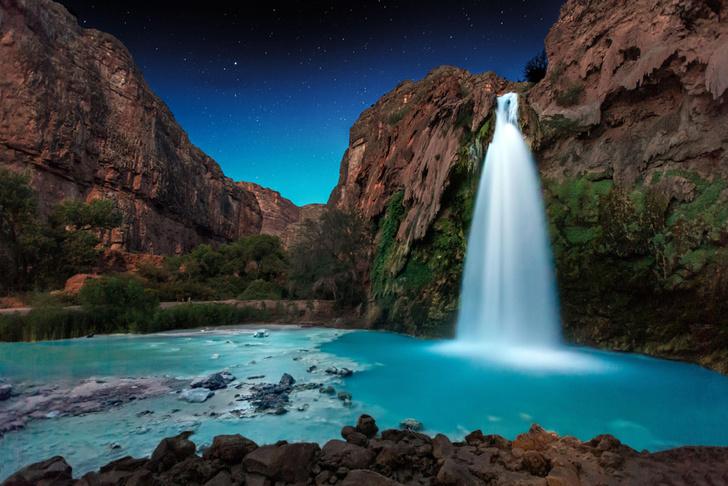 Фото №1 - Дух захватывает: 5 фантастических мест для купания