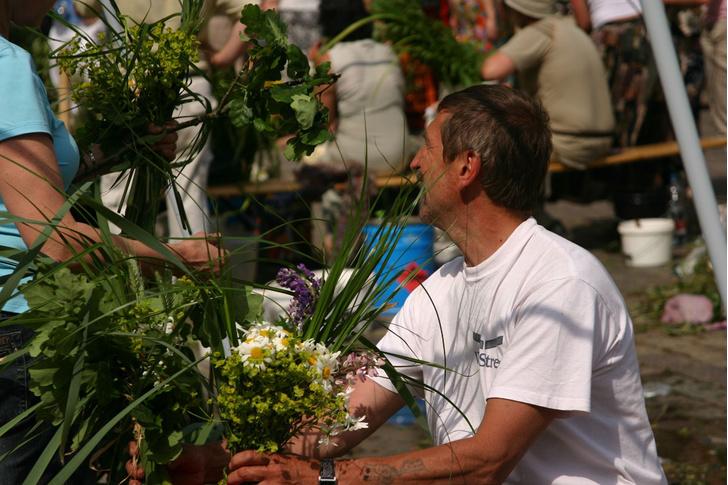 Фото №6 - Во славу Солнца: как отмечают день летнего солнцестояния в Латвии