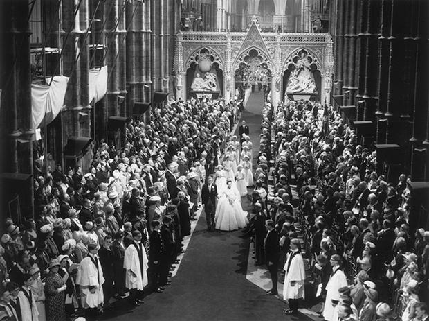 Фото №21 - Королевская свадьба #2: как выходила замуж «запасная» принцесса Маргарет