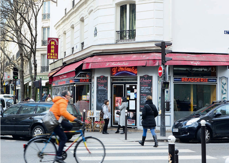 Фото №3 - Свой угол в Париже