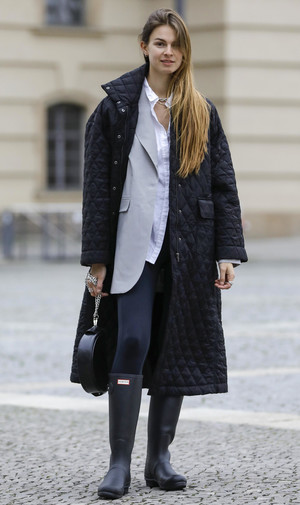 Фото №8 - Модный камбек: с чем носить леггинсы сегодня