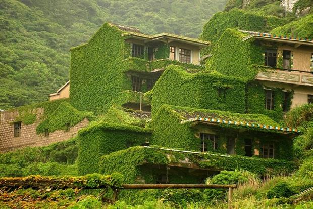 Фото №3 - Заброшенная рыбацкая деревня в Китае: 10+ впечатляющих фото
